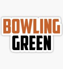 Bowling Green State University, OH Sticker