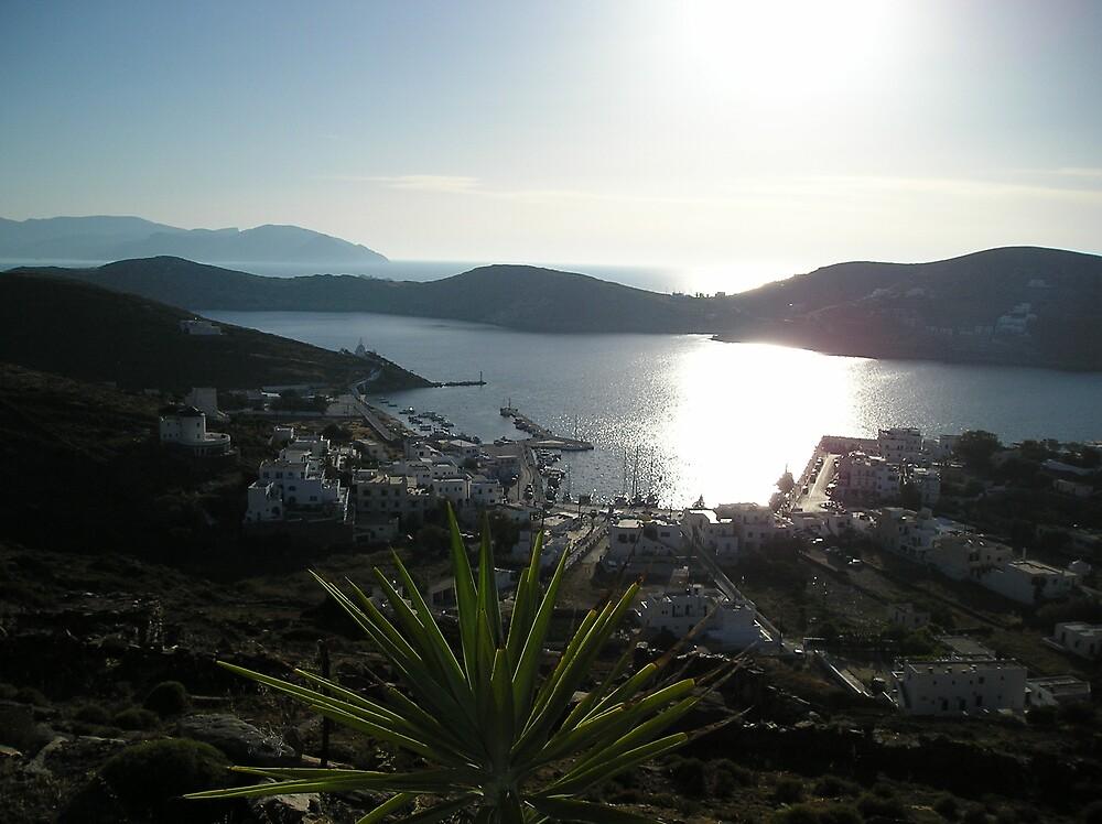 Ios Island by rubberdagger