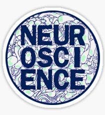 NeuroSci Sticker Sticker