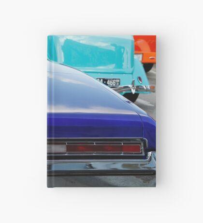 Blue Boattail Buick Hardcover Journal