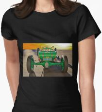 1926 Ford Model T 'Dry Lakes' Roadster VIII Womens Fitted T-Shirt