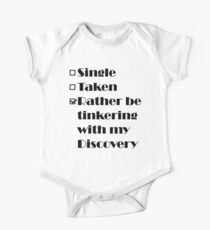 Rather be tinkering with my Discovery Kids Clothes