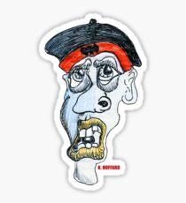 The Guru Sticker
