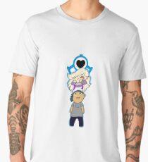 The Crane Couple! Men's Premium T-Shirt