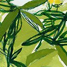anaïs green leaves by sophia burns