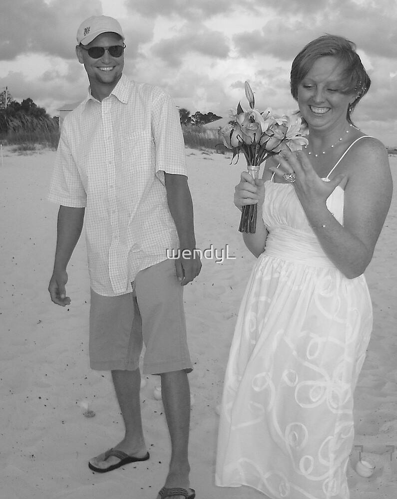 Happy Bride by wendyL