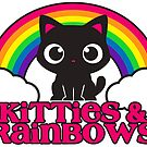 Kitties & Rainbows by machmigo