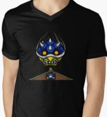 Termina Kart Mens V-Neck T-Shirt