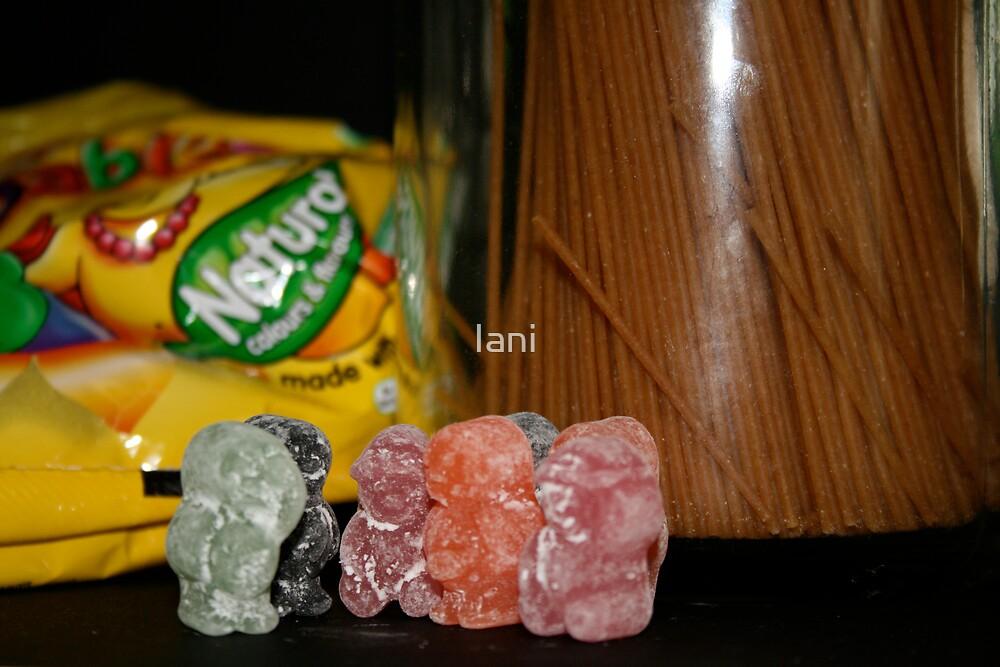 jelly conversation by Iani