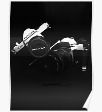 Pentax Camera Poster