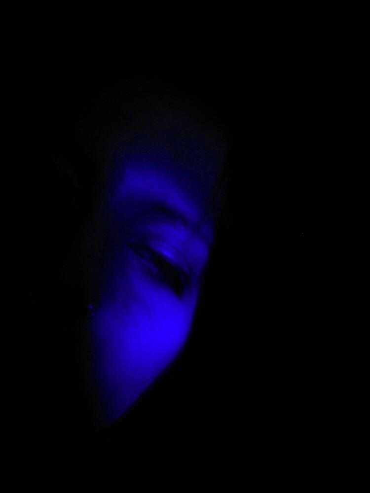 Blue Charra III by Em3rge
