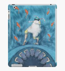 Down The Rabbit Hole iPad Case/Skin