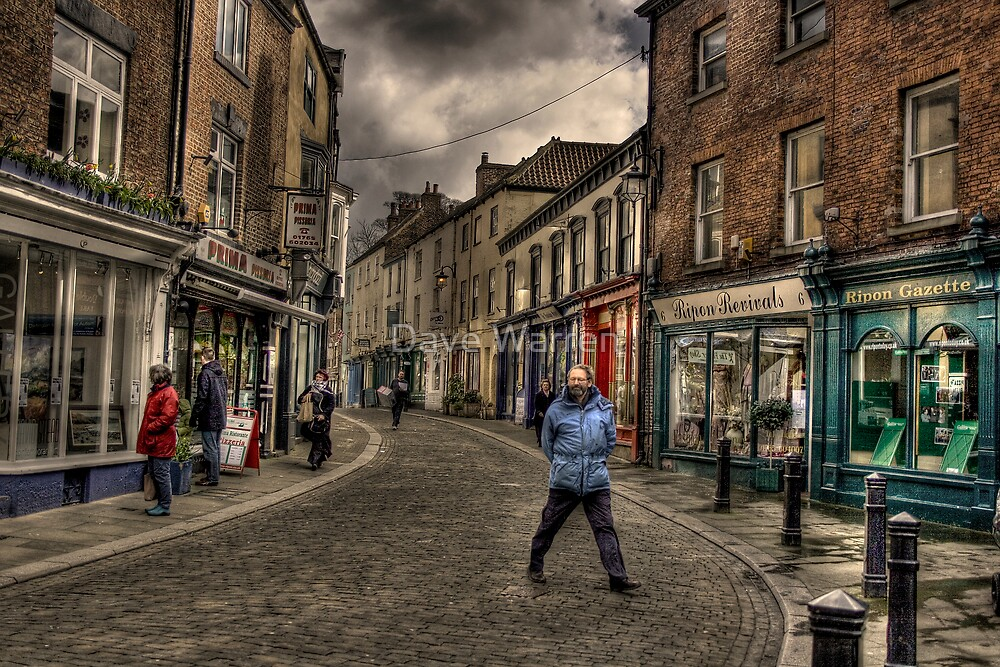 A Walk Through Ripon by Dave Warren