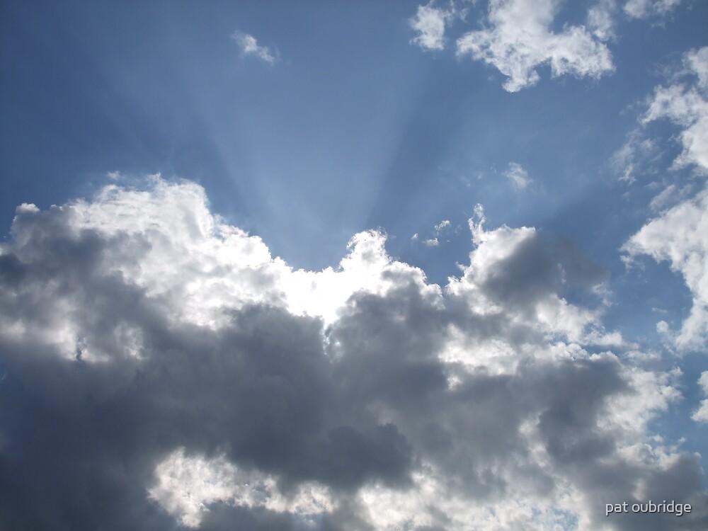 Hallelujah by pat oubridge