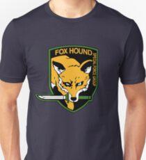 Metal Gear Solid - Fox Hound Emblem T-Shirt