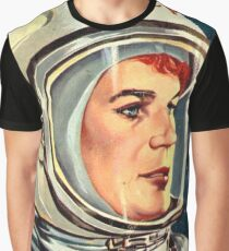 Valentina Tereshkova-Vostok 6 Graphic T-Shirt