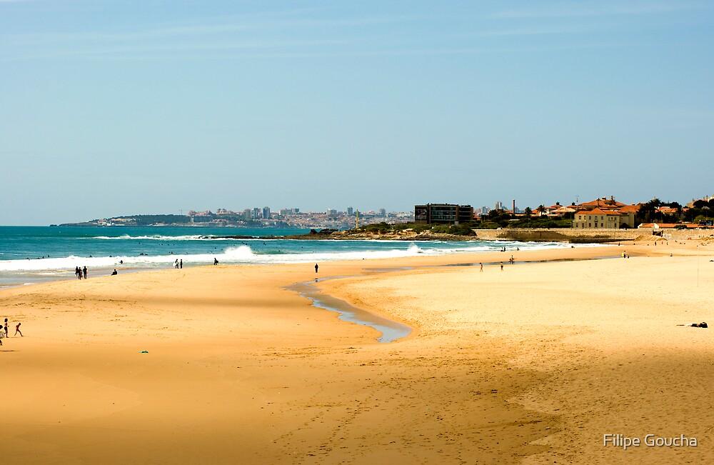 Praias da Linha by Filipe Goucha