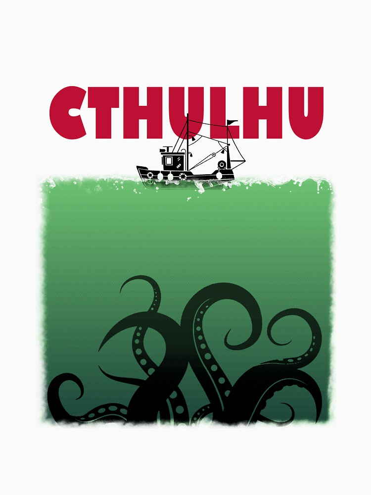 Cthulhu Jaws by Manoss1995