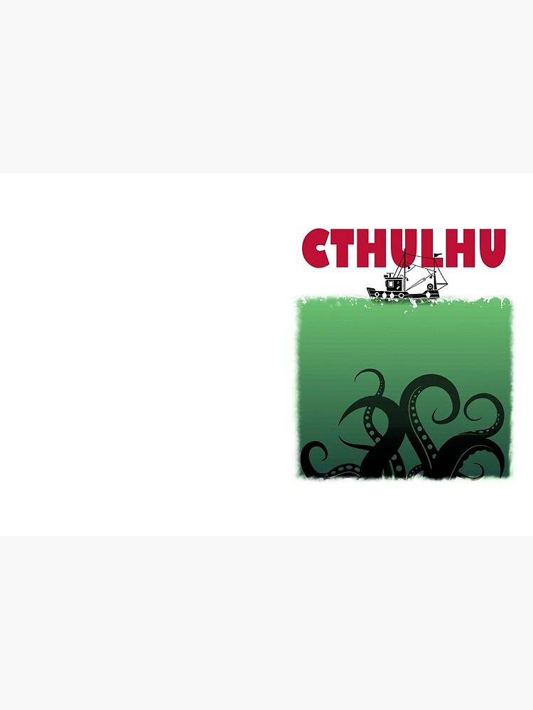 Cthulhu Jaws by Manoss1995
