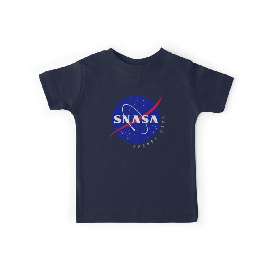 SNASA (Secret NASA - Logo) by LiRoVi