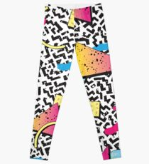 Full Colors Pattern Leggings