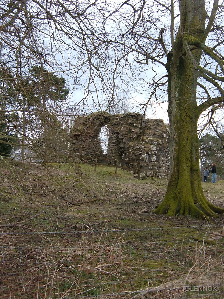 Langholm Castle, Scotland by JDLENNOX