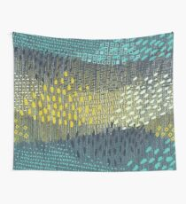 Cosmic Particles by Friztin Wall Tapestry