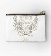 CHIEF OPERATING ENGINEER Studio Pouch