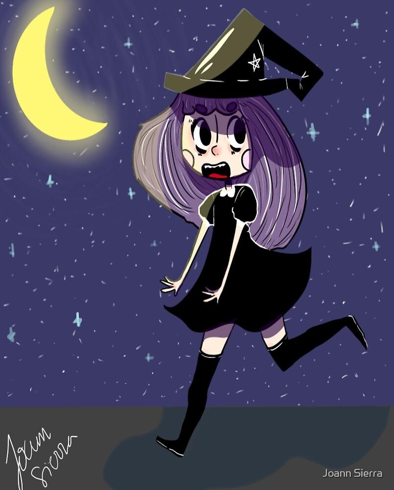 Witch by Joann Sierra