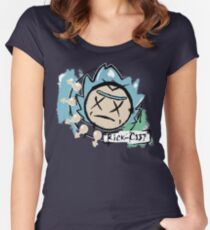 Rick-C137 Women's Fitted Scoop T-Shirt