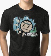 Rick-C137 Tri-blend T-Shirt