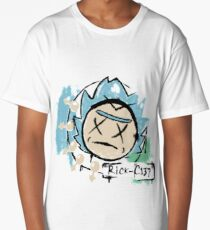 Rick-C137 Long T-Shirt