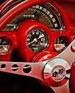 Corvette Dash by dlhedberg