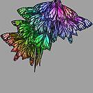 Rainbow Cluster by Rhea Ewing