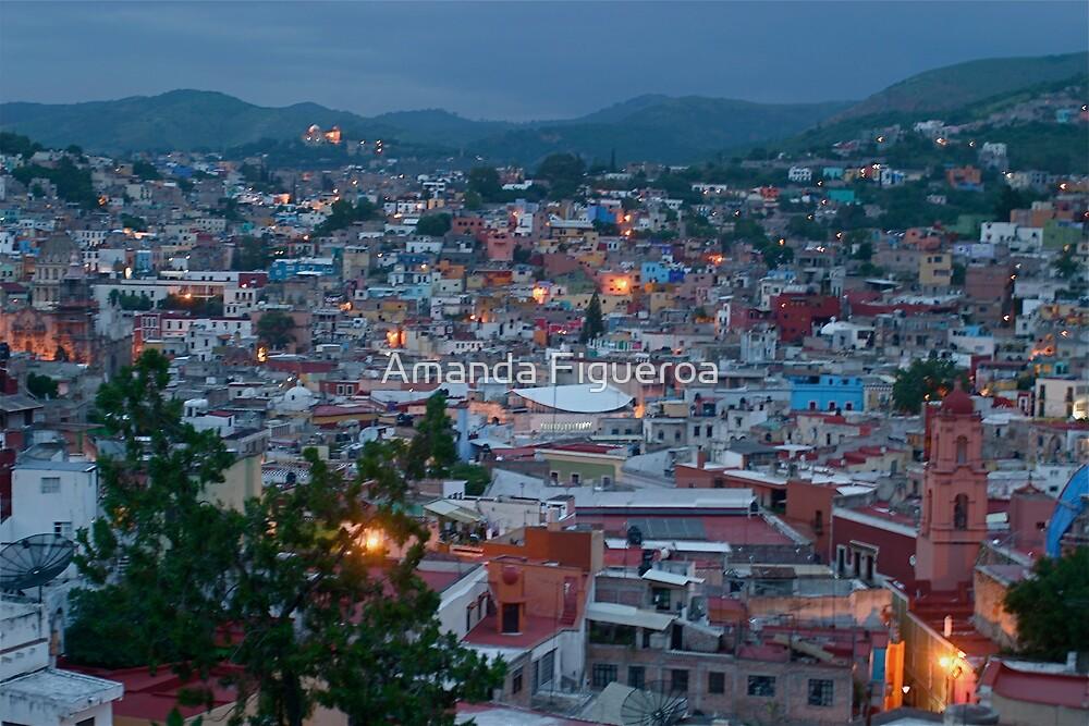 Guanajuato, Mexico by Amanda Figueroa
