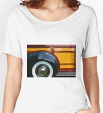 Packard Woodie Women's Relaxed Fit T-Shirt