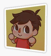 Albertsstuff sticker 2 Sticker