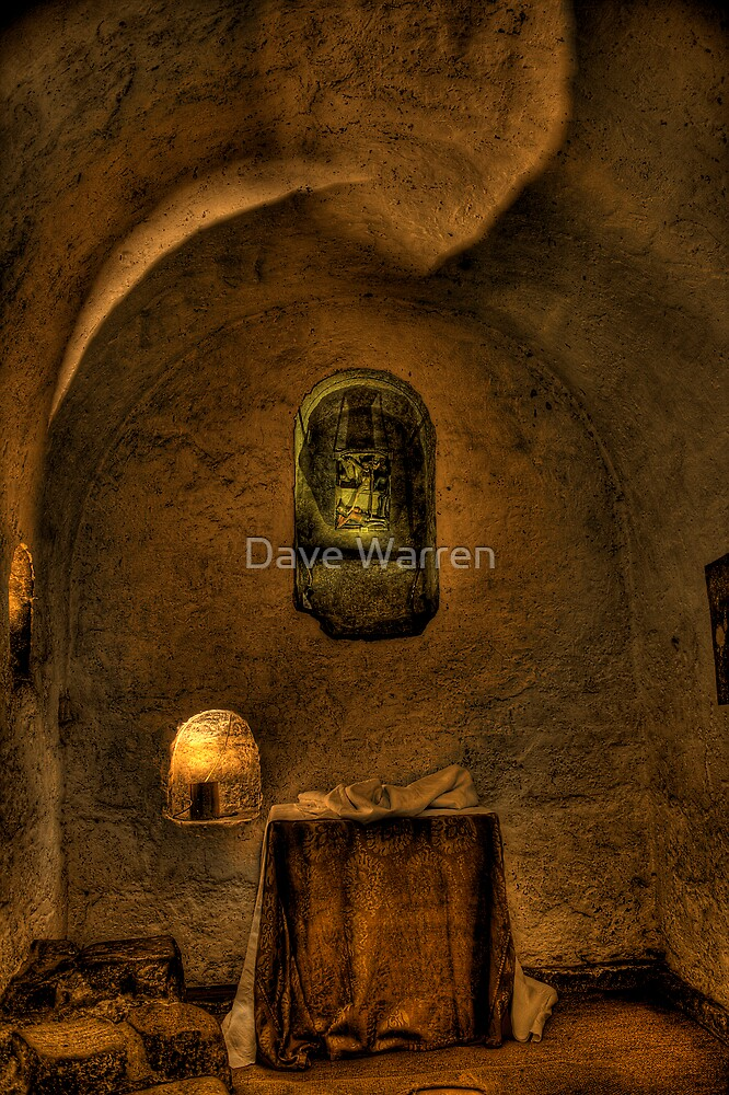 The Crypt by Dave Warren