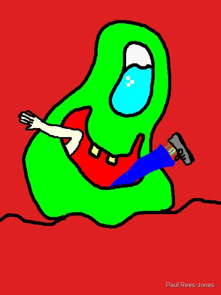 Bobby Blob by welshprj
