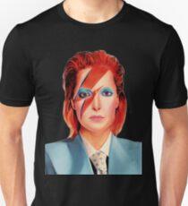 Gillian Bowie / Media Unisex T-Shirt
