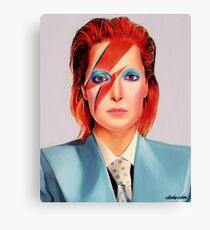 Gillian Bowie / Media Canvas Print