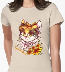 Spottedleaf Warrior Cats Women's Fitted T-Shirt
