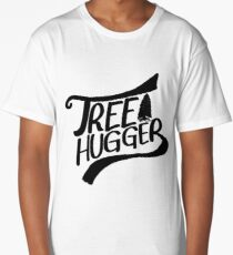 Tree Hugger Long T-Shirt