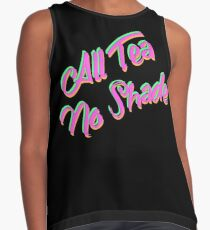 All Tea No Shade Contrast Tank
