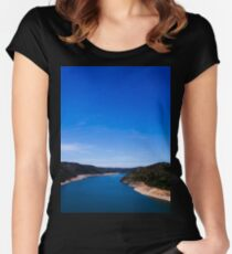 The River Women's Fitted Scoop T-Shirt