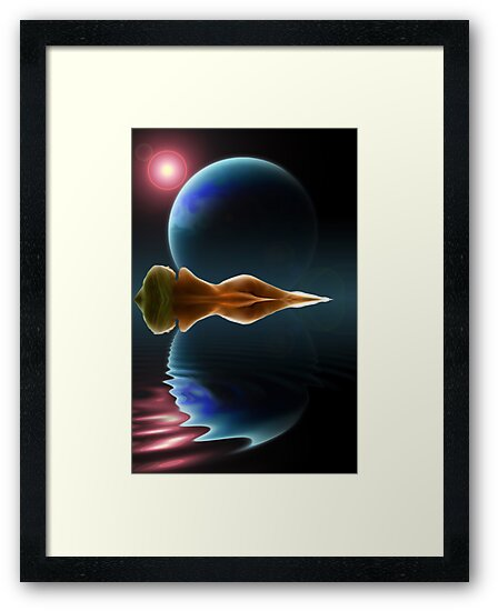 Ripples in Time and Space by Arthur Carley