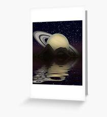 Genesis II Greeting Card