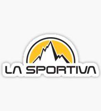La Sportiva Logo Sticker