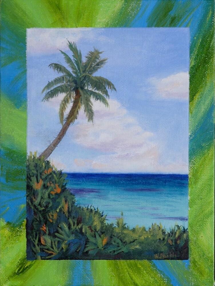 Island Beauty by artistinthewild