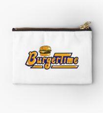 BurgerTime Arcade Logo Studio Pouch
